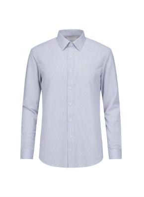 트리코트 스트라이프 미라클 셔츠 (SDB)