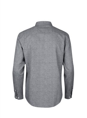 아문젠 그라운드 셔츠 (BK)