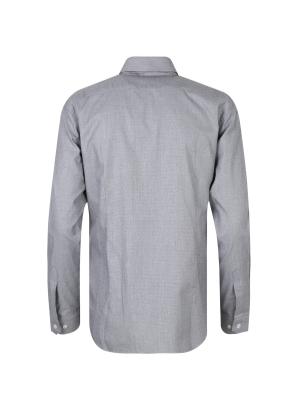 아문젠 와이드카라 드레스셔츠 (GR)