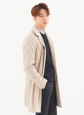 울혼방 발마칸 코트 (BE)
