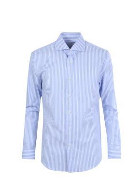 옥스포드 스판 드레스 셔츠 (BL)