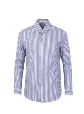 옥스포드 스판 드레스 셔츠 (NV)