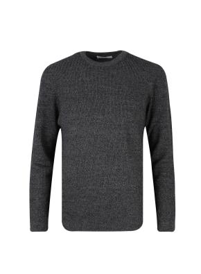 모혼방 라운드넥 스웨터 (CGR)