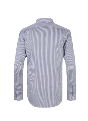 스판 코튼 혼방 트윌 조직 드레스셔츠 (BL)