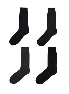 패턴 4족 양말세트