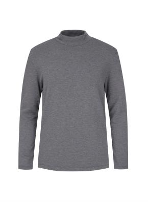베이직 모크넥 티셔츠(CGR)