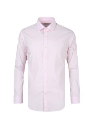 스판 코튼 혼방 드레스 셔츠 (PK)