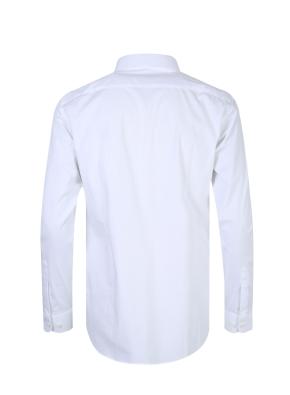 스판 코튼 드레스 셔츠 (WT)