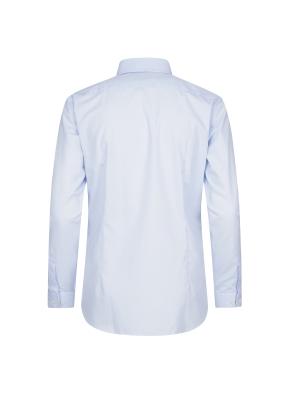 코튼 혼방 드레스 셔츠 (BL)