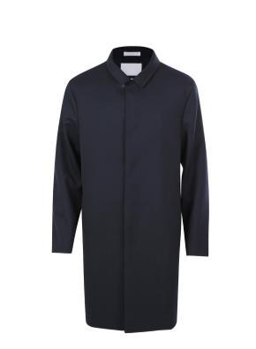 울폴리혼방 발마칸 코트