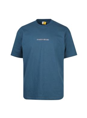 bowling 오버핏 그래픽 티셔츠 (DBL)