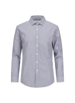 폴리혼방 슬림핏 드레스셔츠 (SNV)