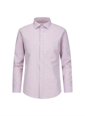 폴리혼방 멜란지 드레스셔츠 (MPK)