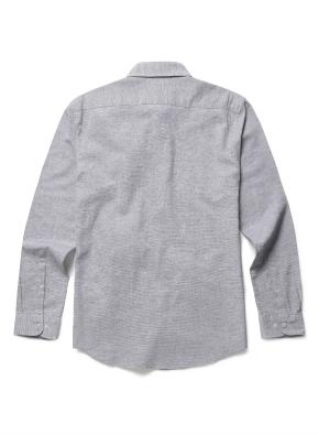 린넨 블랜드 코튼 셔츠(PGR)