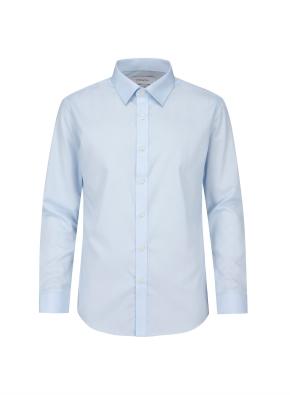 솔리드 슬림 드레스셔츠