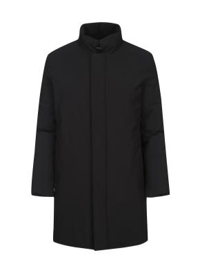 히든 슬릿 구스다운 코트