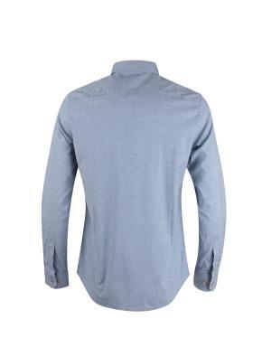 트위스트얀 솔리드 캐쥬얼 셔츠  (BL)