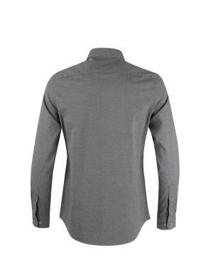 트위스트얀 솔리드 캐쥬얼 셔츠  (GR)