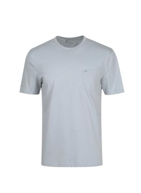 기본 포켓 반팔 티셔츠 (GR)