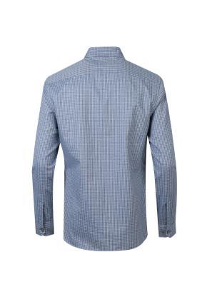 목사 깅엄 스트레치 셔츠 (LGR)