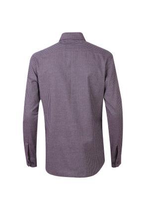 목사 깅엄 스트레치 셔츠 (WN)