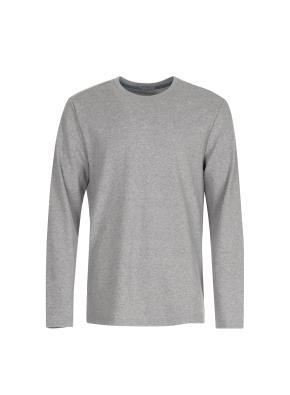 면혼방 조직변형 라운드 티셔츠 (MGR)