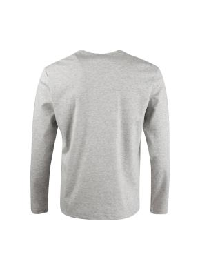체스트 블럭 티셔츠 (GR)