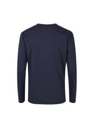 체스트블럭 티셔츠 (NV)