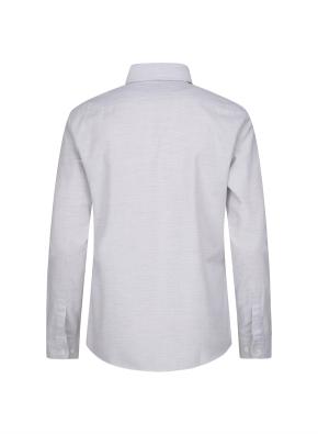 핀 스트라이프 캐주얼 셔츠 (GR)