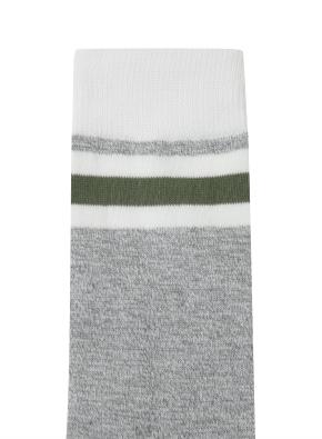 라인 포인트 장목 양말 (LGR)