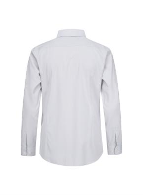 심플 베이직 이모션 셔츠 (GR)