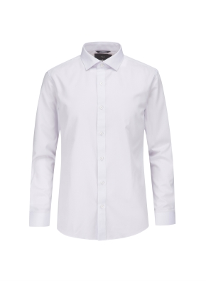솔리드 세미와이드카라 드레스셔츠 (PP)