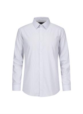 이지케어 이모션 핀스트라이프 셔츠 (NV)