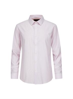 이지케어 이모션 핀스트라이프 셔츠 (PK)