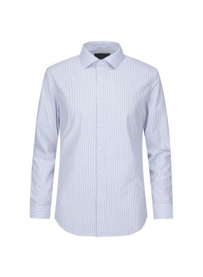 이지케어 이모션 스트라이프 셔츠 (BL)