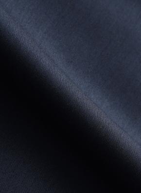 솔리드 세미와이드 카라 드레스 셔츠