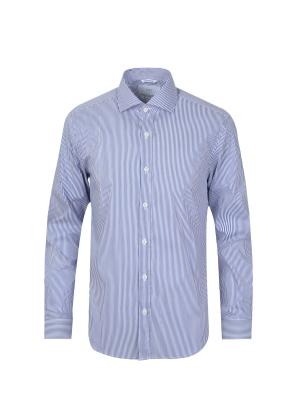 면혼방 소프트터치 드레스 셔츠 (NV)