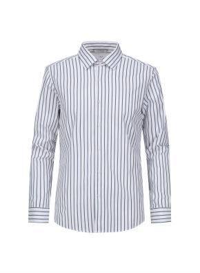 스트라이프 캐쥬얼 셔츠(GN)