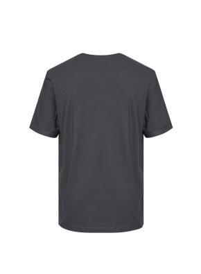 라운드넥 반팔 티셔츠 (DGR)