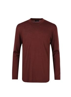 모 100% 하이넥 베이직 스웨터 (BC)
