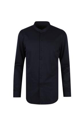 밴드카라 캐쥬얼 셔츠 (DNV)