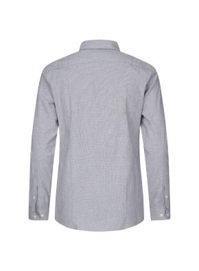 미니 하운드투스 체크 플란넬 셔츠(GR)