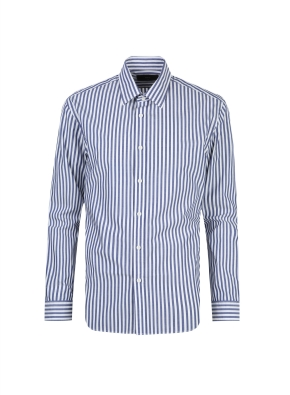 런던스트라이프 레귤러 캐쥬얼셔츠