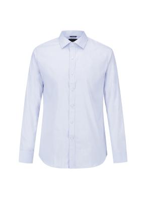 면스판 세미와이드 드레스셔츠(BL)