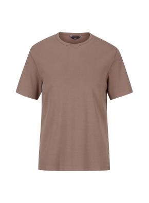 베이직 반팔 티셔츠(BR)