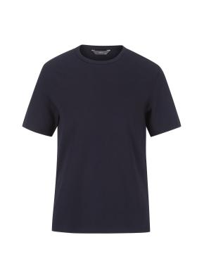 베이직 반팔 티셔츠(NV)
