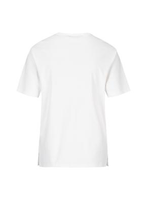 베이직 반팔 티셔츠(WH)