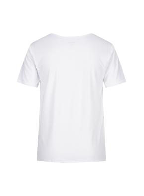 앤드지 INNER AIR 티셔츠(WH)