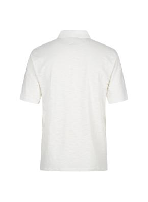 티에리 슬럽 반팔 티셔츠(WH)