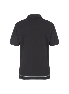 립변형 티에리 반팔 티셔츠(BK)